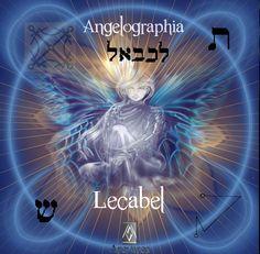 Meu Anjo Kabalístico Lecabel  - pertence a categoria Dominações, seu regente Arcanjo Tsadkiel