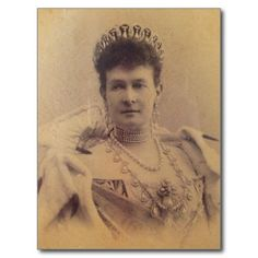 "Grand Duchess Maria Pavlovna ""Miechen"" Russia #286"