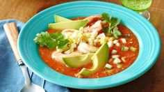 Get this all-star, easy-to-follow Gazpacho recipe from Ree Drummond