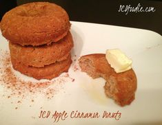 Apple Cinnamon Donuts – SCD | GAPS | Paleo | Primal | SCD foodie - Recipes and Meal Plans