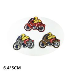 motorcycle patches SUV Racing Biker PatchesRiding patches applique embroidery embroidered patch iron on patch sew on patch (A99)