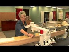 Superior Threads - Superior's Top Thread Tension Gauge & TOWA Bobbin Gauge Introduction Longarm Quilting, Quilting Tips, Machine Quilting, Handi Quilter, Juki, Quilt Top, Betty Boop, Traditional Design, Quilt Making