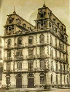 Beautiful Luneta Hotel in Manila Filipino Architecture, Philippine Architecture, Colonial Architecture, Filipino Culture, Filipiniana, Manila Philippines, Vintage Photography, Abandoned Places, Vintage Photos