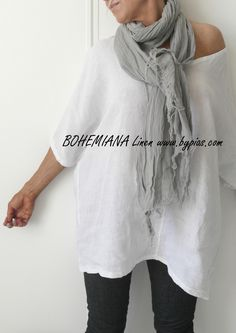 BOHEMIANA Linen/BYPIAS www.bypias.com