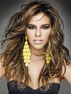 Mariana Rios - Love the Hair!!