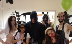 This year we even went Trick or Treating!!