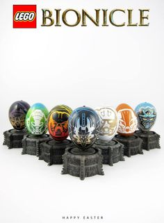 BIONICLE Easter