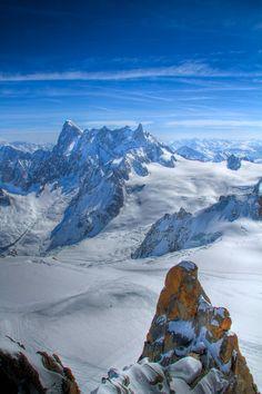 French Alps - Chamonix-Mont-Blanc, Rhone Alpes
