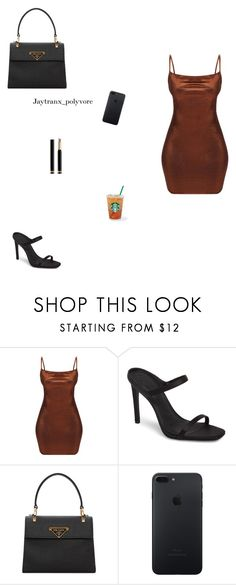 """""""Untitled #316"""" by jaytranx on Polyvore featuring Calvin Klein, Prada and Gucci"""