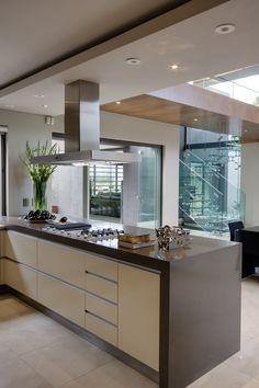 House Sed | Contemporary Kitchen | Nico van der Meulen Architects #Kitchen #Interior #Contemporary