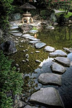Japanese garden. Enjoy RushWorld boards, GARDENS THAT MAKE YOU SWOON, EYE CANDY ARCHITECTURAL MASTERPIECES and ART A QUIRKY SPOT TO FIND YOURSELF. See you at RushWorld on Pinterest! New content daily.