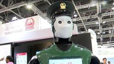 Real-life Robocop: Dubai to get android police force by 2017 (VIDEO) http://ift.tt/2dmSFdo