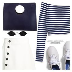 Classics by floralandmay on Polyvore featuring polyvore fashion style Misha Nonoo Keds Loewe clothing