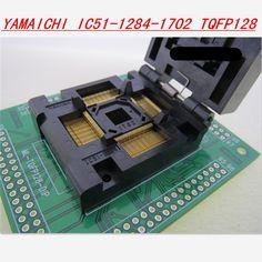 Original Japanese YAMAICHI IC51-1284-1702 TQFP128 Ic tester LQFP128 Programmer TQFP128 Programmer LQFP128 DIP128 Free Shipping //Price: $US $98.80 & FREE Shipping //