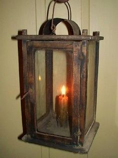 The 10 Best Candle Lanterns – Modern Home Outdoor Candle Lanterns, Old Lanterns, Rustic Lanterns, Primitive Lighting, Antique Lighting, Rustic Lighting, Primitive Antiques, Primitive Country, Rustic Light Fixtures