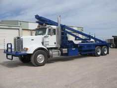 "330"" WB Pumping Unit Winch Truck"