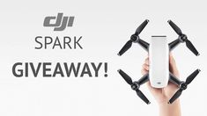 FREE DJI SPARK [October 2017] - Free DJI DRONE Giveaway Everyday
