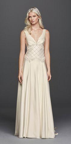 6bf3d6a5efe Jenny Packham Launches Budget Wedding Dress Line... ~ Hot Chocolates Blog   wedding  weddings  bride  davidsbridal  dress  cake  jennypackham ...