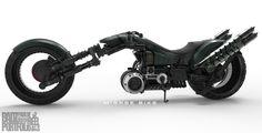 Mirage Bike 1 (WIP) by ~badzter09 on deviantART