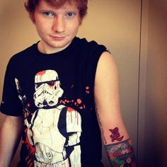 ed sheeran tattoo - Hledat Googlem