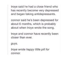 This isn't verified but someone thought it thru really well. And if y'all haven't heard the snippet of Happy Little Pill you're missing out!!