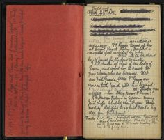 The diaries of an  Irish priest written in the trenches of WWI are now available to read online