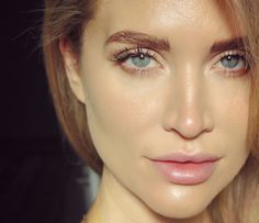 #womancrushwednesday Susanne is my woman crush erry day! Visit WhyHelloBeauty.com for more info on this babe face!