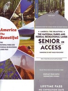 Do You Have Your Access Pass Yet? Free lifetime National Park Pass for the disabled.