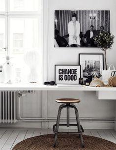 STYLE LOGISTICS   Fashion Blog: 10 DREAMY ROOMS: Scandinavian Interior Design