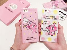 Cute Kanahei Candy Phone Case For iPhone
