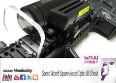 Speed Airsoft Products Now At MoaiHobby
