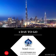 Ready to share The Hotel Show with lots of #design and #architecture lovers. The ultimate showcase of the world's leading hospitality solutions includes all key sectors of the industry, such as:  ▶️ Technology/security ▶️ Facilities management ▶️ Interiors/lighting/design ▶️ Kitchen and bathrooms ▶️ HORECA/food services ▶️ Operating equipment/supplies ▶️ Retail franchise ▶️ Hotel services ▶️ Hotel build ▶️ Cleaning and laundry  Learn more on: www.thehotelshow.com