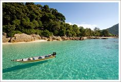 Perhentian Islands, Malaysia   One of the BEST snorkelling spots we have come across. Amazingly clear water