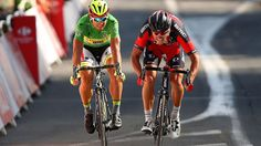 Tour de France Stage 13: Van Avermaet wins uphill sprint