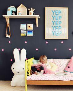 Miffy Night Light - Interior Decor for Kids