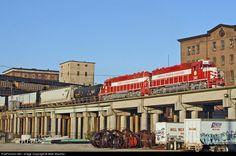 RailPictures.Net Photo: TRRA 2003 Terminal Railroad Association of St. Louis EMD GP38-3 at Saint Louis, Missouri by Mike Mautner