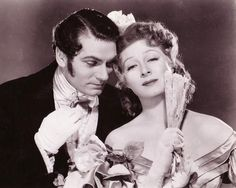 """Lawrence Olivier Greer Garson -- Pictures from """"Pride and Prejudice"""""""