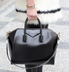 New Givenchy bag on the blog www.theczechchicks.com