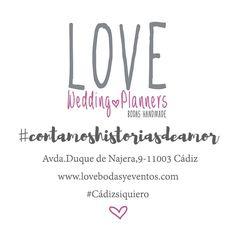 Organización de Bodas y Eventos-Diseño y Temáticas-Invitaciones-Decoración-Asesoría Profesional-Detalles y Regalos-Coordinación del Día D y mucho más.  Queremos contar tu historia de amor.  +info@lovebodasyeventos.com  LOVE #weddingplanners #Cádiz #bodasbonitas #deco #love #amor #wedding #boda #bodasunicas #bodasbonitas #happy #feliz #viernes #friday #makeup #chocolate #candybar #sol #sun #decor #design #invitaciones #destinationwedding #destinationweddingplanner #cafe #coffee #redlips