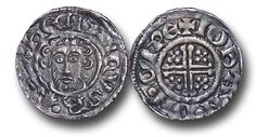 H5534 - John (1199-1216), Silver Penny, 1.69g., 18mm, Short Cross type, class Vc (1207 - c.1210), Ipswich – Iohan Silver Penny, Medieval, Penny 1, Early Modern Period, Valuable Coins, Late Middle Ages, Metal Detecting, Old Coins, Ancient Artifacts