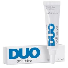 Duo Lash Glue Clear, Adhesive for False Eyelashes Clear, Fake Lashes Faux Lashes, False Eyelashes, Duo Eyelash Glue, Red Cherry Lashes, Ardell Lashes, Fragrance Parfum, Makeup Shop, Adhesive, Make Up