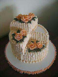 birthday cake decorating name Cake Decorating Frosting, Creative Cake Decorating, Cake Decorating Videos, Cake Decorating Techniques, Creative Cakes, Cookie Decorating, Decorating Ideas, Cake Icing, Buttercream Cake