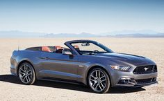 The 2015 #Ford Mustang Convertible is easier and safer