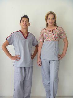 uniforme quirurgico estampado mmy