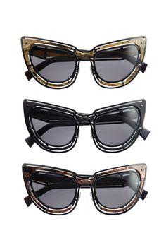 Proenza Schouler Spring 2012 Sunglasses