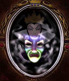 """""""specchio, specchio delle mie brame! Chi è la più bella del reame???"""" """"VOGLIO ESSERE IO E SOLO IO! E PER QUESTO SONO DISPOSTA A TUTTO!!!"""" """"E io voglio esercitare il mi…"""
