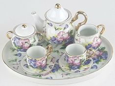 C Steele Collection Porcelain China