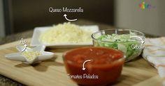 Esta receta de pimentones rellenos también incluye queso mozzarella, el cual te brindará una cantidad considerable de calcio. #PataCook