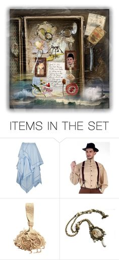 """Last Voyage of Lost Loves"" by rainheartcreations ❤ liked on Polyvore featuring art"