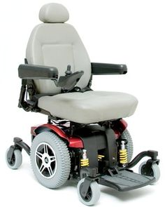 Jazzy 614 HD Power Chair  sc 1 st  Pinterest & 58 best Power Chairs images on Pinterest | Wheelchairs Barber chair ...